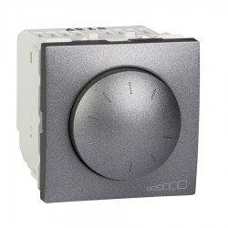 Механизъм димер 400W 2М за лум. лампи графит