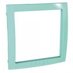 Декоративен елемент пастелно зелен