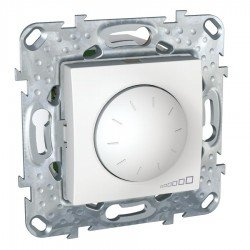 Механизъм димер 40 - 1000 W / VA 230 VAC 2М бял