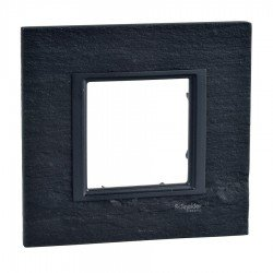 Рамка декоративна единична въглен