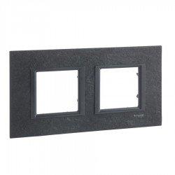 Рамка декоративна двойна въглен
