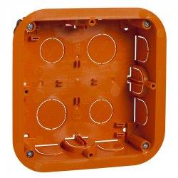 Конзола за вграден монтаж 2х4 модула