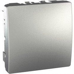 Капак декоративен - празен модул 2М алуминий
