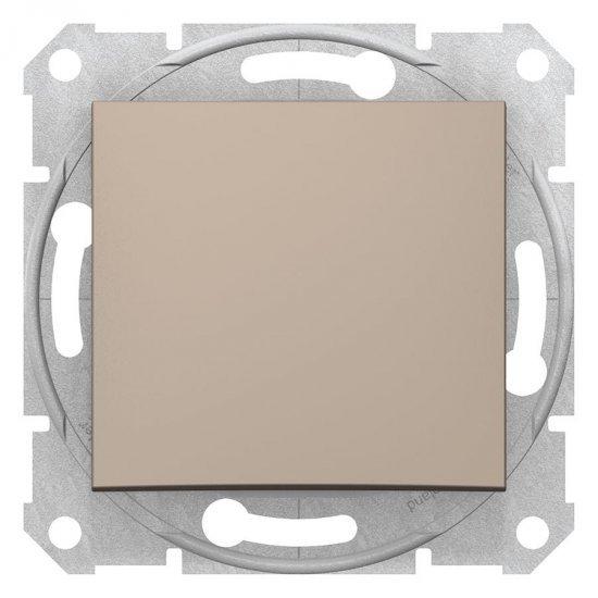 Девиаторен ключ, титан (механизъм + монт. рамка)