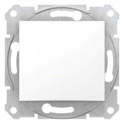 Девиаторен ключ 16A, бял