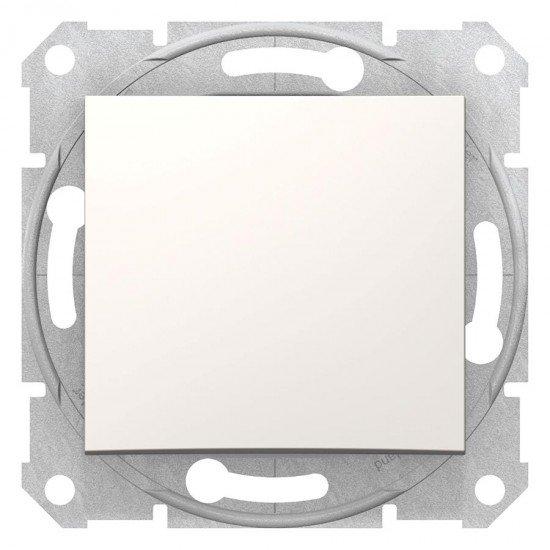 Кръстат ключ, крема (механизъм + монт. рамка)