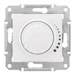 Ротативен димер RL, 60 - 325 VA , бял (механизъм + монт. рамка)