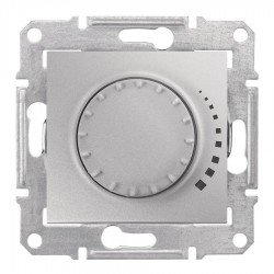 Ротативен димер RL, 60 - 325 VA, алуминий (механизъм + монт. рамка)