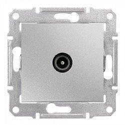 Механизъм розетка TV 1dB алуминий