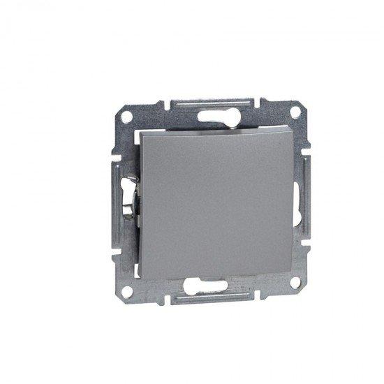 Капак за свободен модул, алуминий (механизъм + монт. рамка)