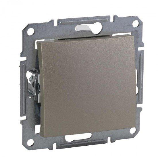 Капак за свободен модул, титан (механизъм + монт. рамка)