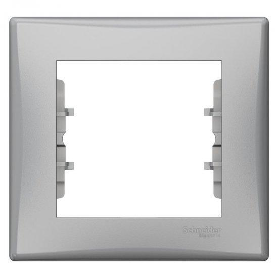 Рамка единична алуминий