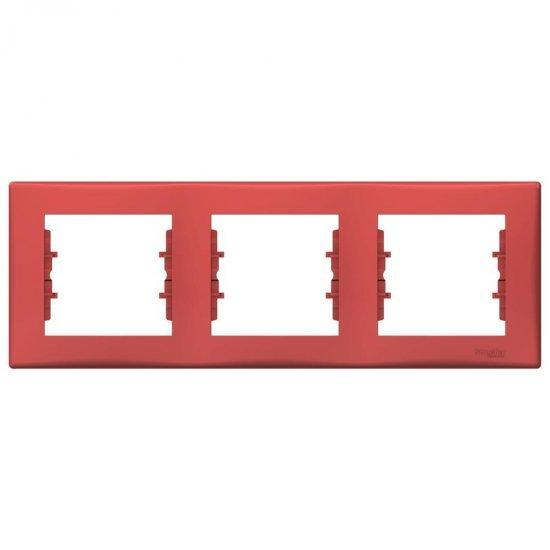 Рамка 3-на червена