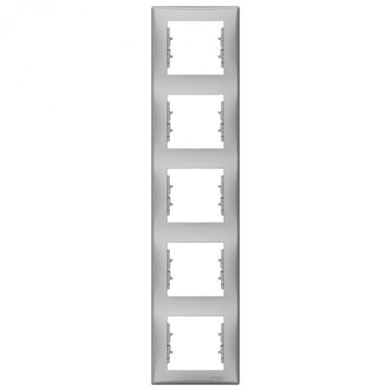 Рамка 5-на вертикална алуминий