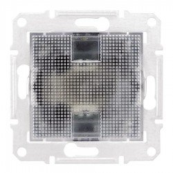 Нощна лампа Sedna - 250 V, 3 W, без рамка