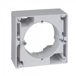 Sedna - кутия с 1 гнездо, бяла