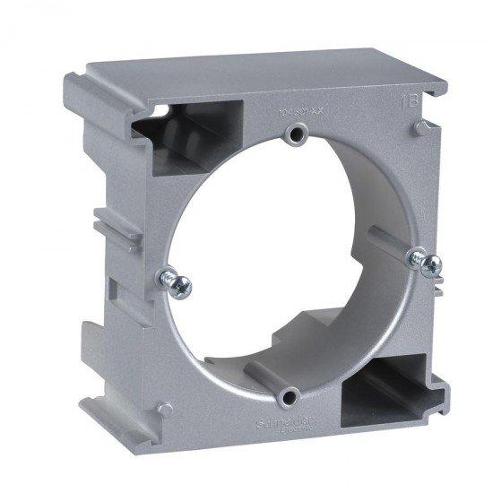 Кутия за открит монтаж за повече от един, алуминий