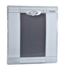 Врата за PRAGMA  1х13 прозрачна