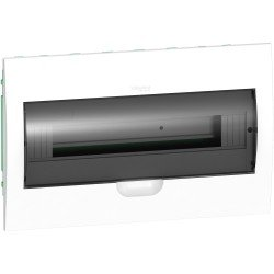 Табло Easy 9 1x18 модула СМ прозрачна врата