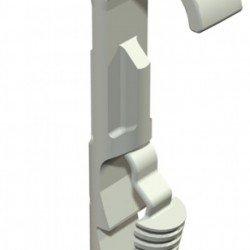 Скоба двойна за бърз монтаж 12 - 25 mm