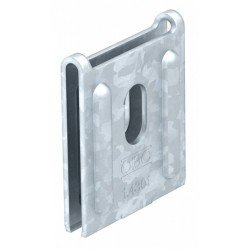 Елемент закрепващ  за стена или под