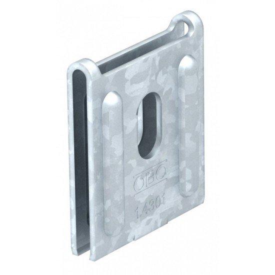 Закрепващ елемент за стена или под